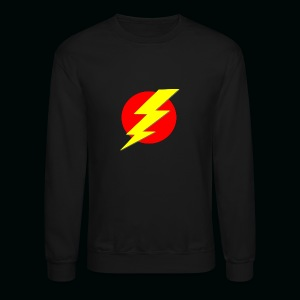Flash Red Yellow - Crewneck Sweatshirt
