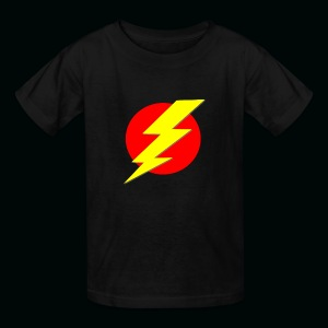 Flash Red Yellow - Kids' T-Shirt