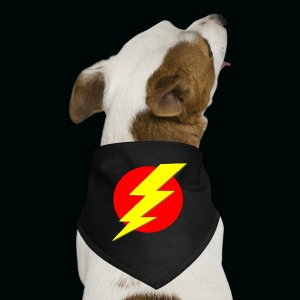 Flash Red Yellow - Dog Bandana