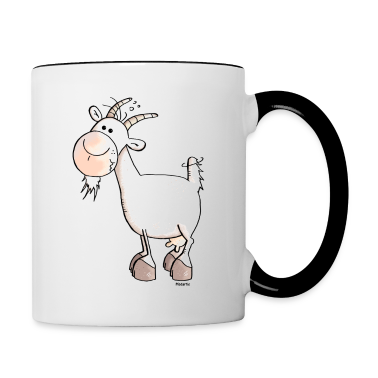 Charming Goat - Goats Bottles & Mugs