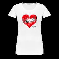 Women's T-Shirts ~ Women's Premium T-Shirt ~ Mwuah!