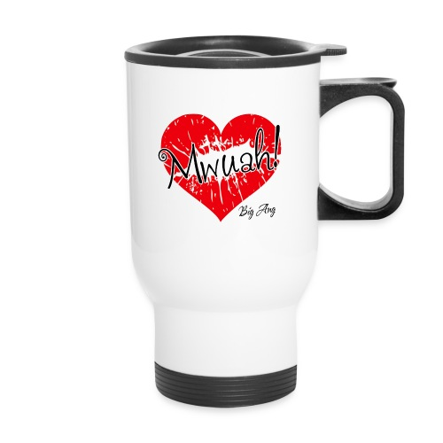 Mwuah! - Travel Mug