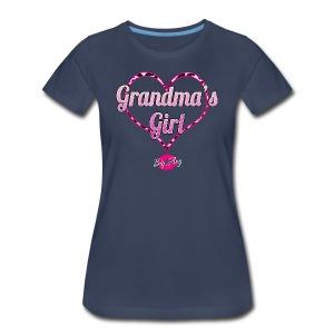 Grandma's Girl - Women's Premium T-Shirt