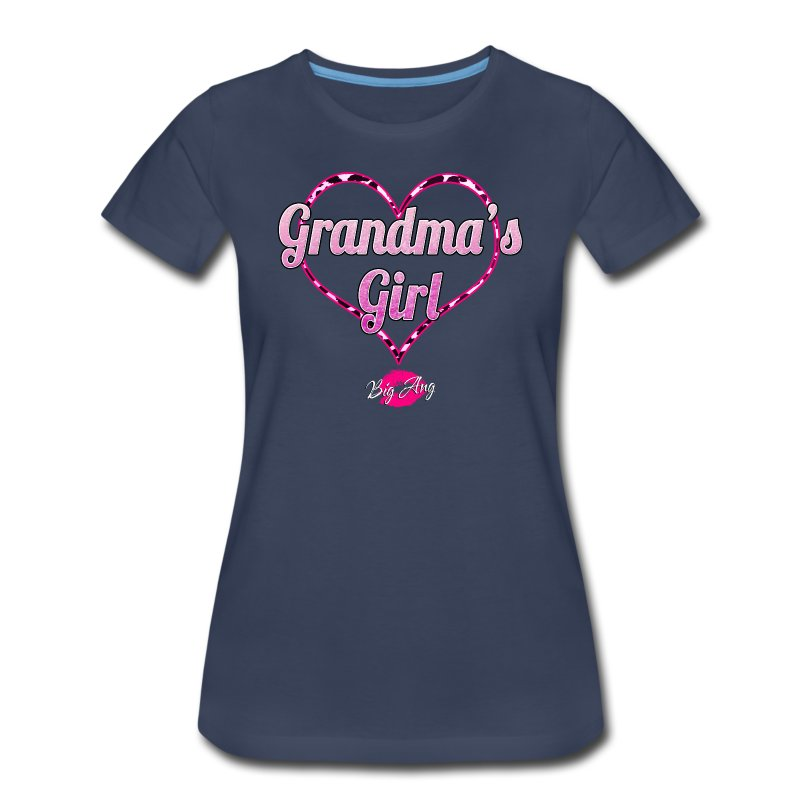 Grandma's Girl - Women's Premium T-Shirt