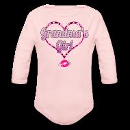 Baby Bodysuits ~ Baby Long Sleeve One Piece ~ Grandma's Girl