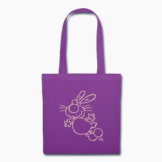 Crazy Rabbit - Bunnies Bags & backpacks