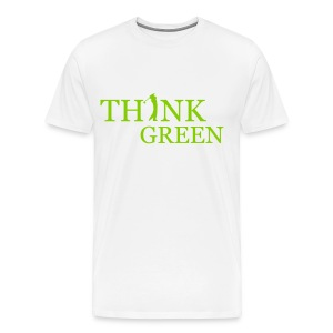 Mens Golf/Green - Men's Premium T-Shirt