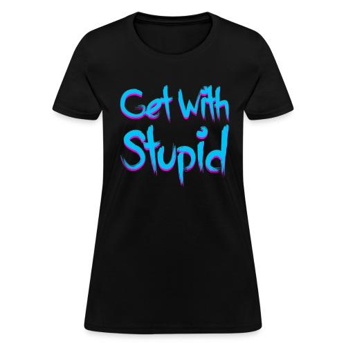 Stroke It - Women's T-Shirt