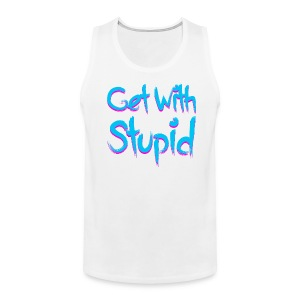 Stroke It - Men's Premium Tank