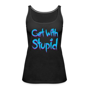 Stroke It - Women's Premium Tank Top