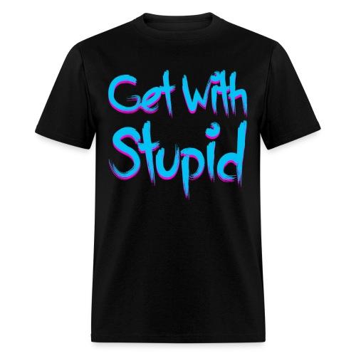 Stroke It - Men's T-Shirt