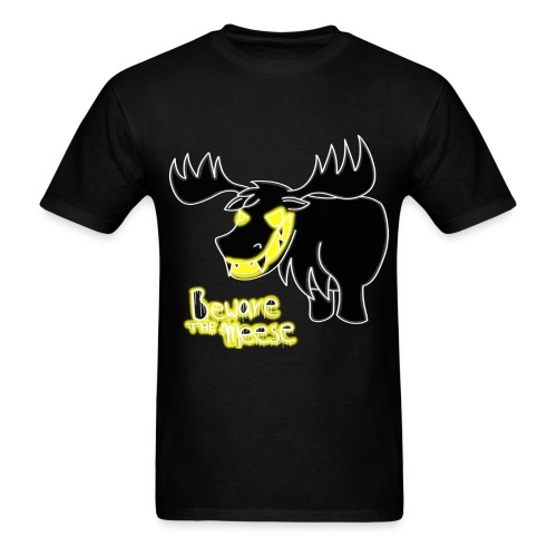 Beware The Meese - Men's T-Shirt