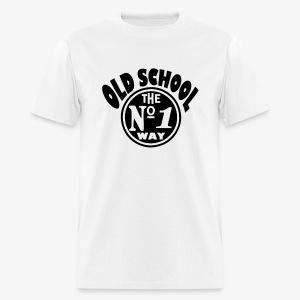 old school style T-Shirts - Men's T-Shirt