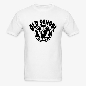 old school style T-Shirts - Men's T-Shirt