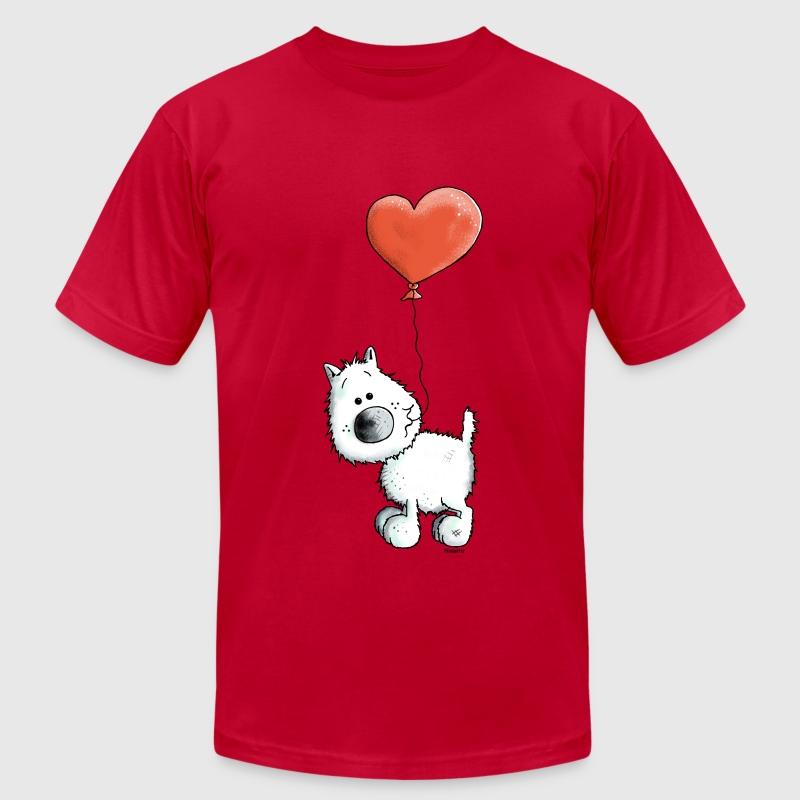 Westie t shirt | Etsy