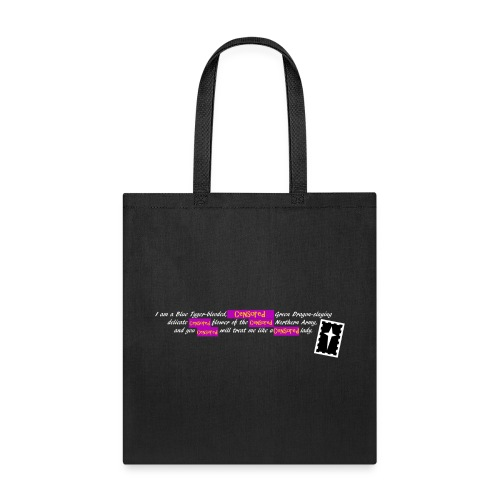 Delicate Flower of the Northern Army Tote - Tote Bag
