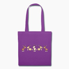 Funny Reindeer - Elk Bags & backpacks