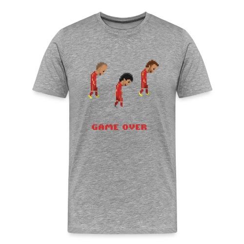 Men T-Shirt - Game over - Men's Premium T-Shirt