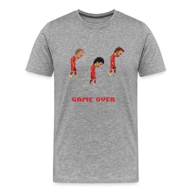Men T-Shirt - Game over