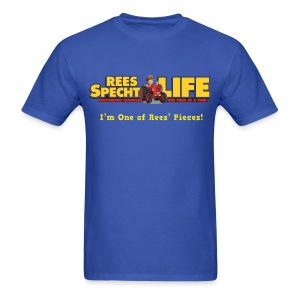I'm one of Rees' pieces - Men's T-Shirt