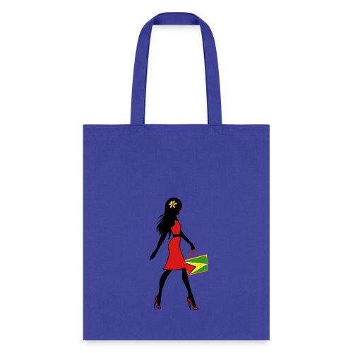 Guyana Girl Bag - Tote Bag