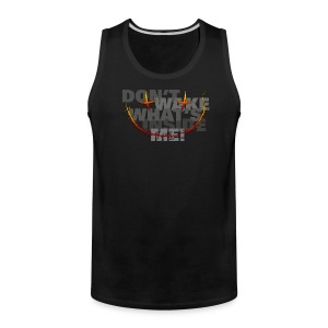 freak inside - black - Men's Premium Tank