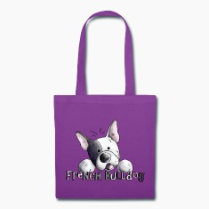 Sweet French Bulldog - Dog - Dogs Bags & backpacks