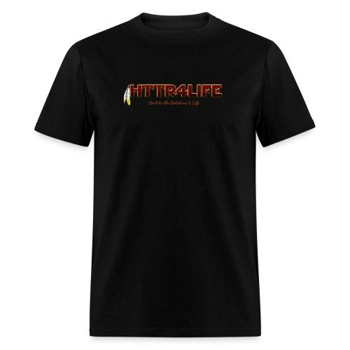 HTTR4LIFE Support The Name Redskins Shirt - Men's T-Shirt