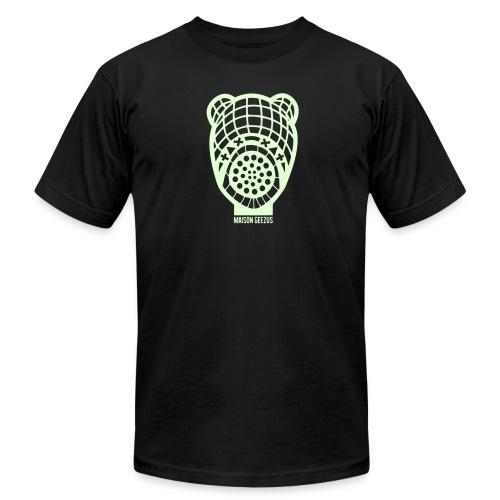 MG Glow in the dark tee - Men's Fine Jersey T-Shirt