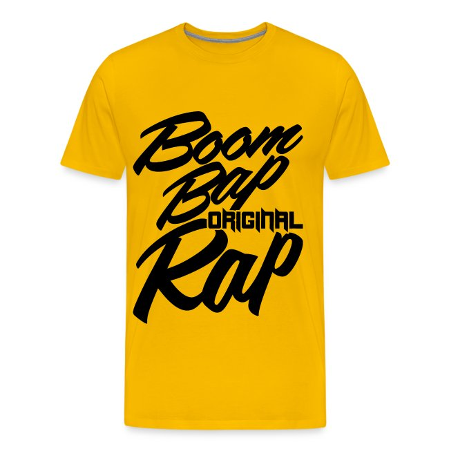 Boom Bap Original Rap