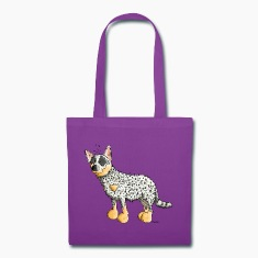 Funny Australian Cattle Dog - Dogs Bags & backpacks