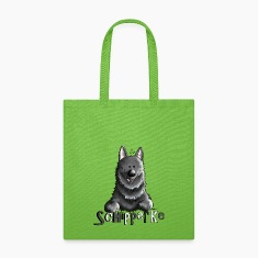 Happy Schipperke - Dog - Dogs Bags & backpacks