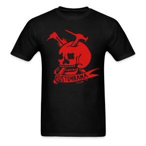 Sailor Skull - Men's T-Shirt
