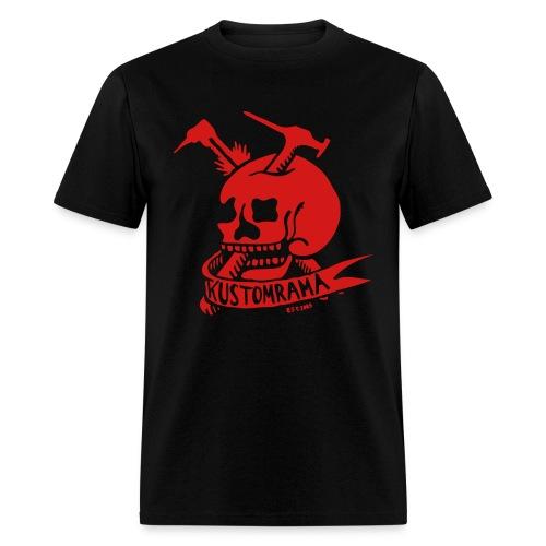 Sailor Skull - Men's T-Shirt