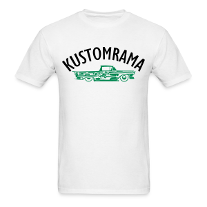 The Kustomrama Dream Truck Chest - Men's T-Shirt