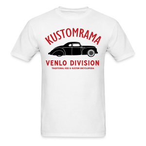 Kustomrama Venlo Division - Men's T-Shirt
