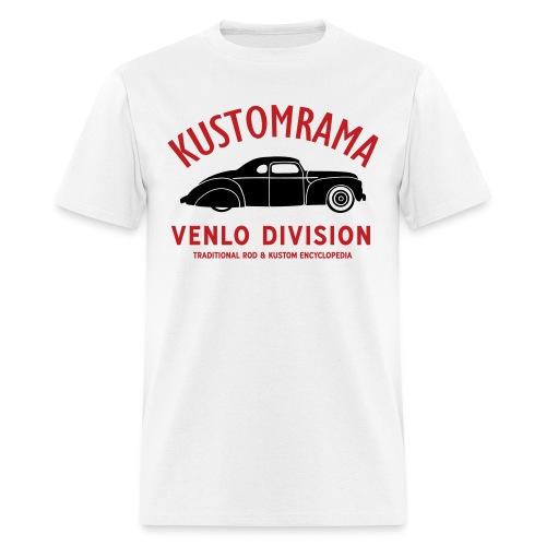 Kustomrama Venlo Division - Men's T-Shirt