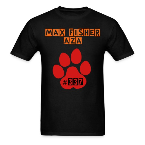 Fisher Pawprint Tee - Men's T-Shirt