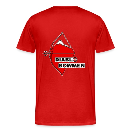 Men's Heavyweight Club T-shirt - Men's Premium T-Shirt