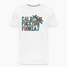 Cali-Fucking-Fornia Palm Shirt