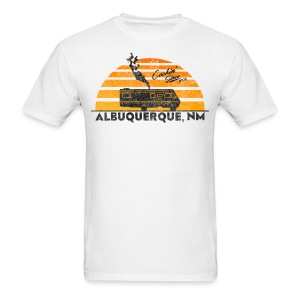 Albuquerque - Breaking Bad - Men's T-Shirt