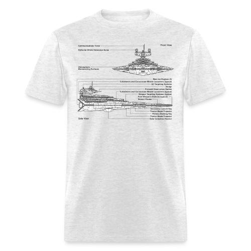 Star Destroyer - Star Wars - Men's T-Shirt