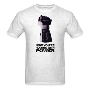 Power Glove - Men's T-Shirt