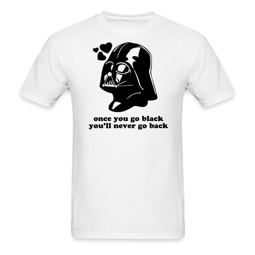 Go Black - Star Wars - Men's T-Shirt
