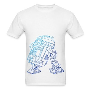 r2d2 - Star Wars - Men's T-Shirt