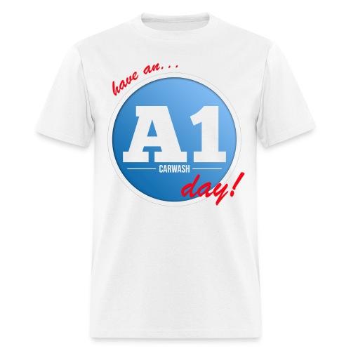 A1 Carwash - Breaking Bad - Men's T-Shirt