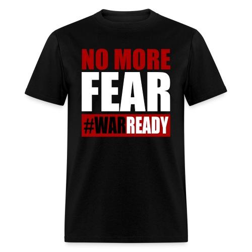 TEAM SHARK - NO MORE FEAR - Men's T-Shirt