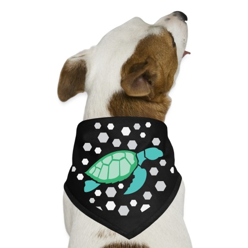 Turtle, Turtle - Dog Bandana