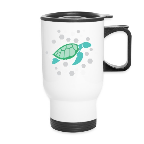 Turtle, Turtle - Travel Mug