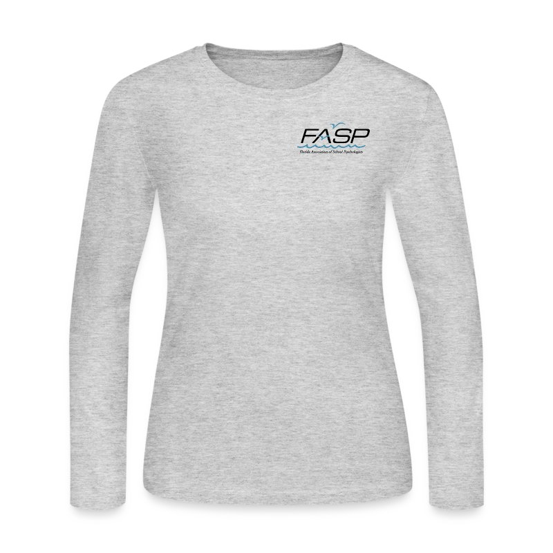 FASP  - Women's Long Sleeve Jersey T-Shirt
